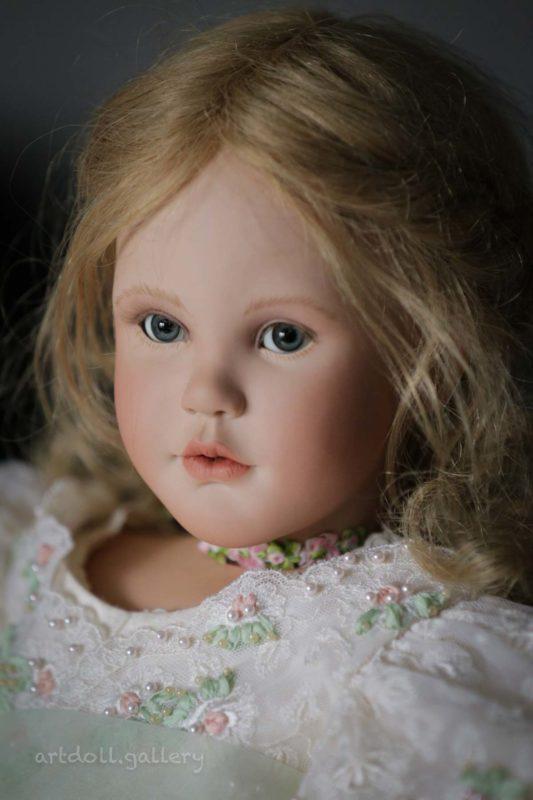 Amalia Art Doll by Amalia Pastor