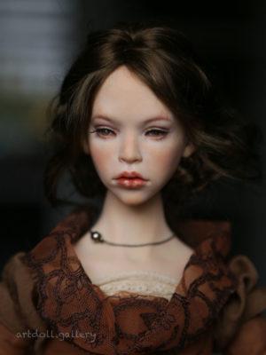 Elen Art Doll by Natali Voro