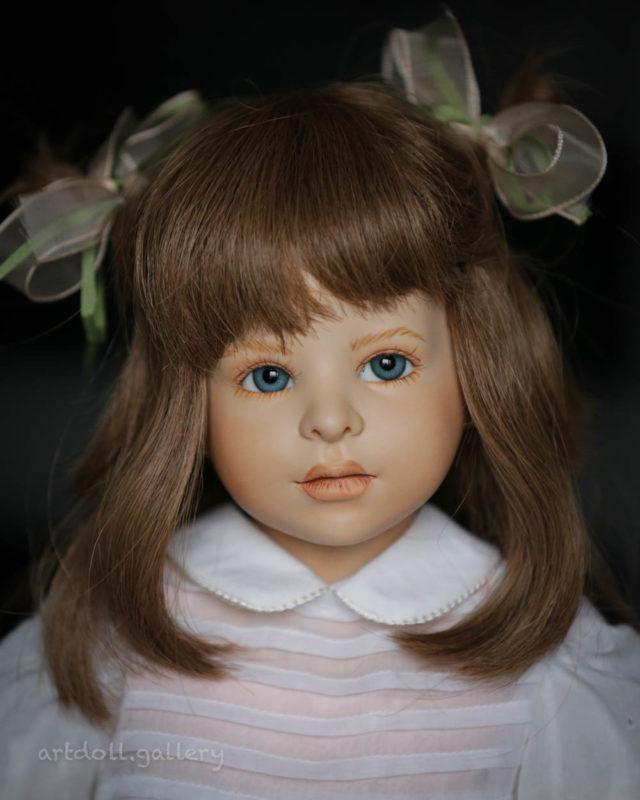 Maurin Art Doll by Heidi Plusczok