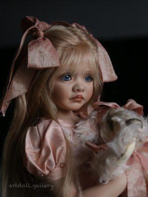 Tammy Art Doll by Rose Marie Strydom