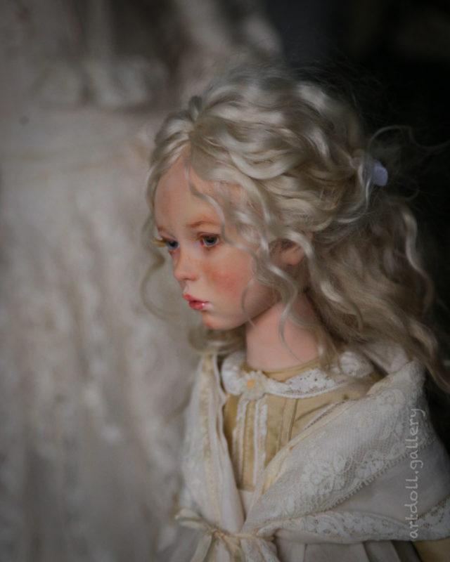 Doris Art Doll by Natali Voro