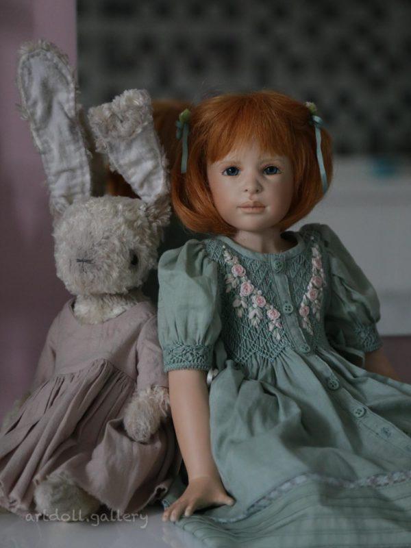 Magdalena Art Doll by Heidi Plusczok