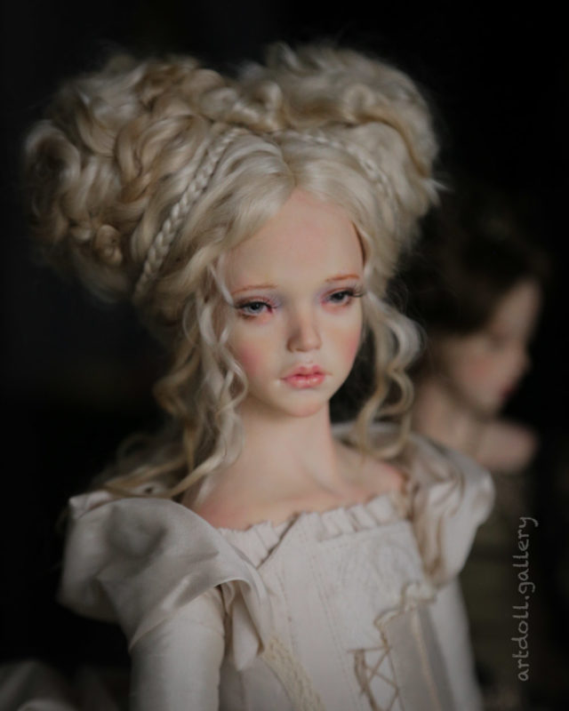 Juno Art Doll by Natali Voro