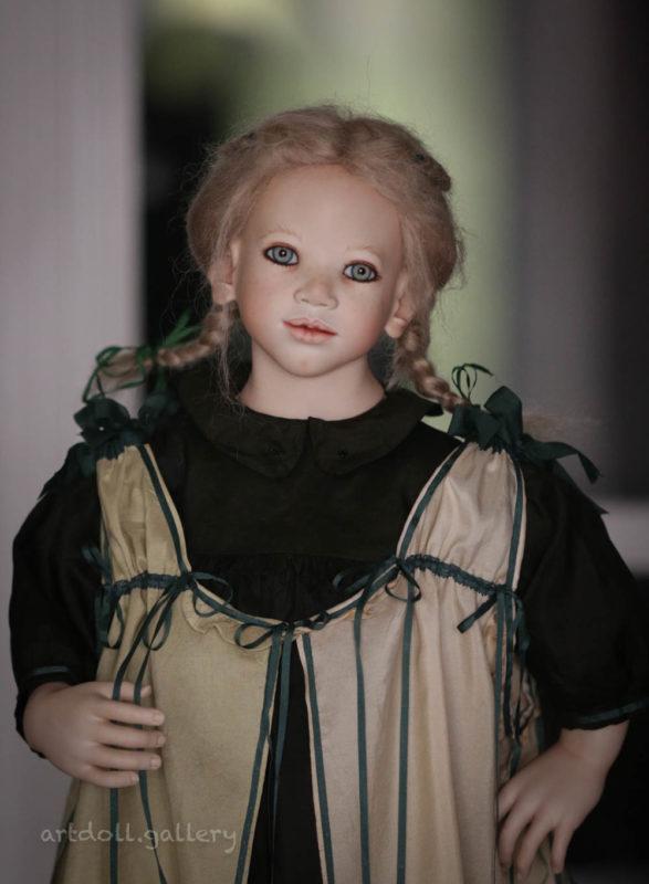 Lisbeth Art Doll by Annette Himstedt