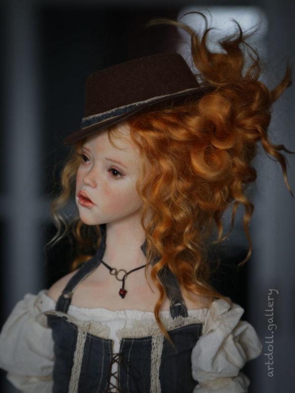 Rebekka Art Doll by Natali Voro