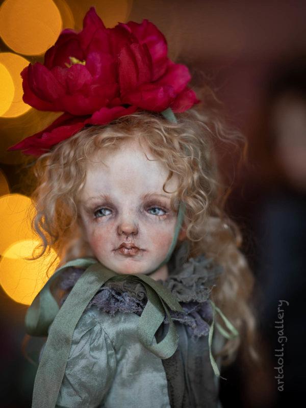 Oregano Art Doll by Kira Kinysh