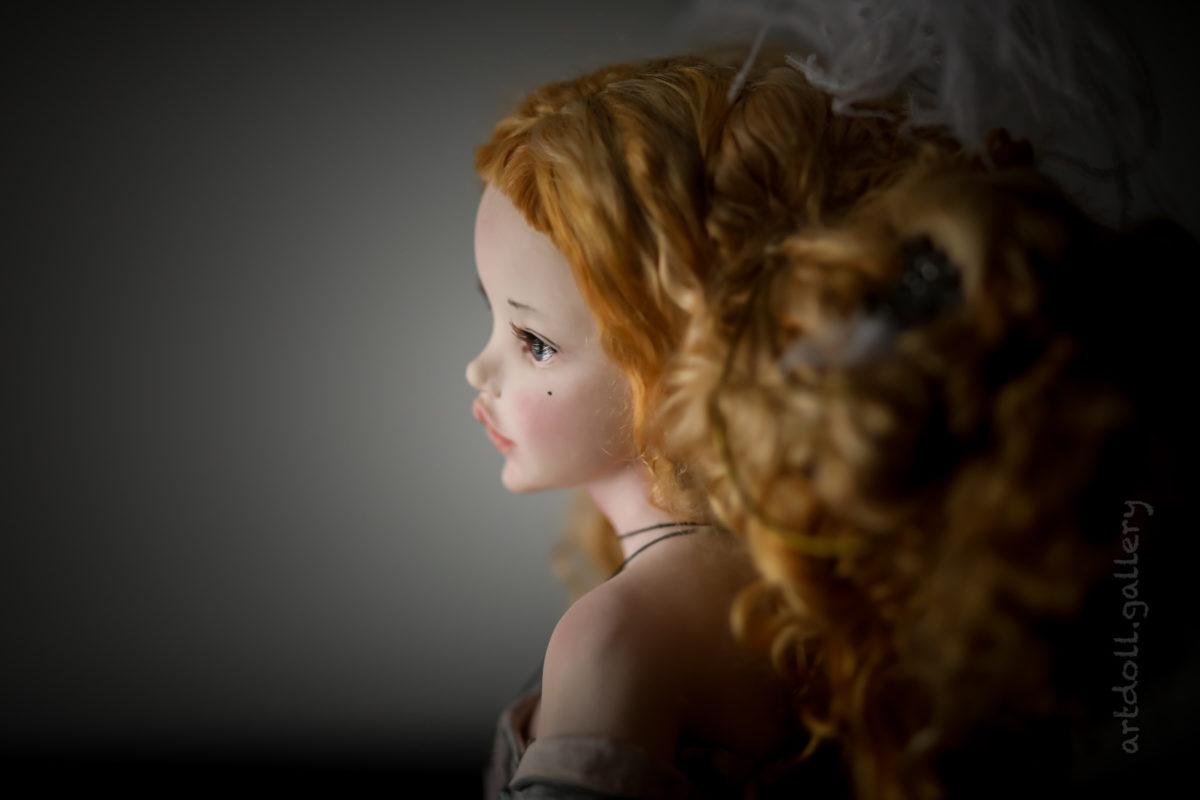 Sun Art Doll by Alisa Philippova