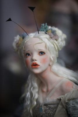 Sunrise Art Doll by Alisa Philippova