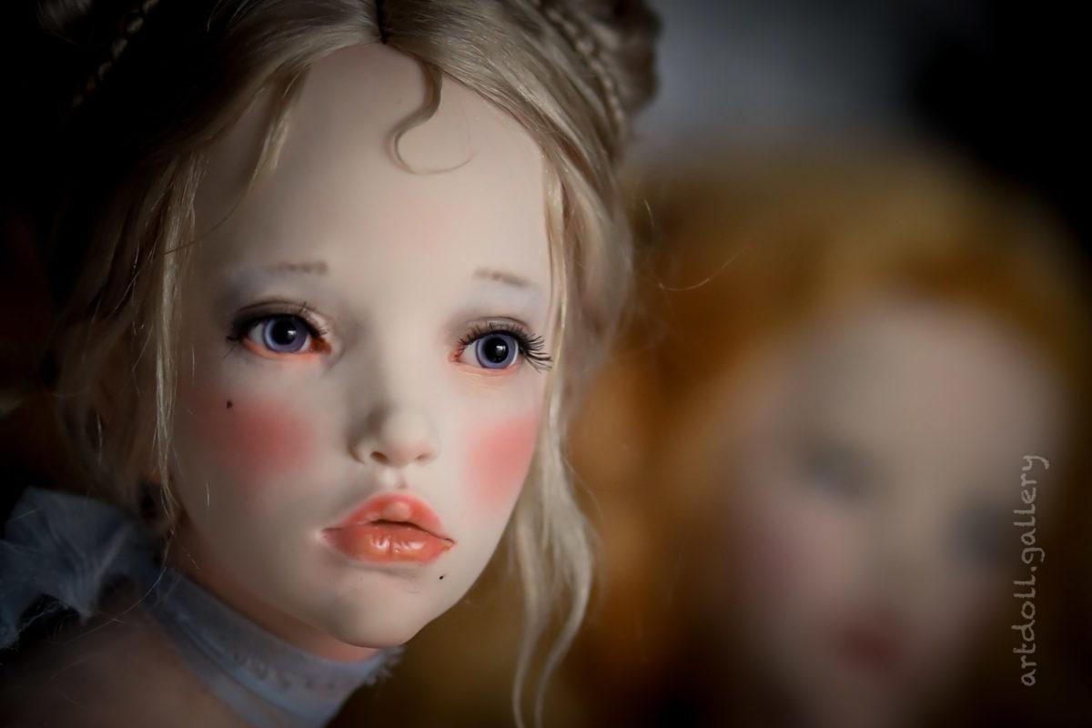 Sunset Art Doll by Alisa Philippova