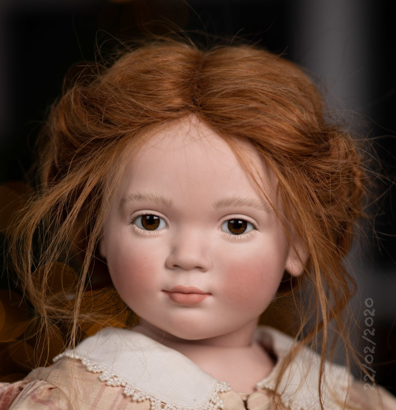 Felice Art Doll by Sabine Esche